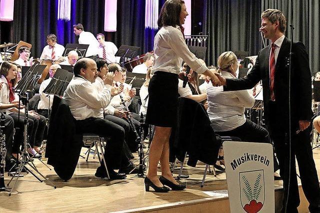 Frühlingskonzert des Musikvereins Fahrnau