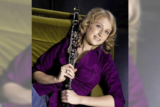 Mariella Bachmann spielt im Stiftsschaffneikeller Lahr