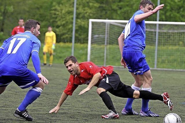 FC Neustadt setzt ein Ausrufezeichen