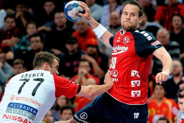 SG Flensburg-Handewitt zieht erstmals ins Halbfinale ein