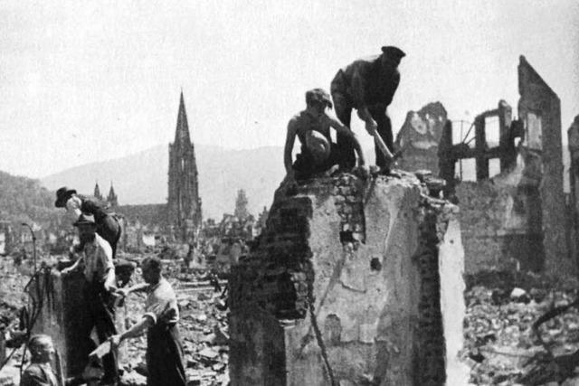 Der Zweite Weltkrieg und die späten Folgen für die Psyche