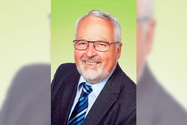 Dieter Grether (Müllheim-Niederweiler)