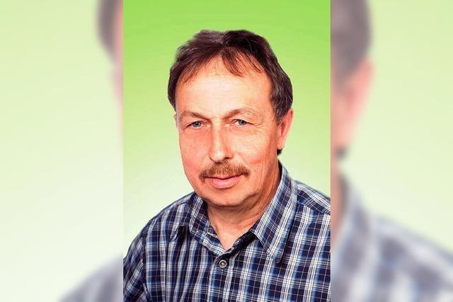 Gerhard Dörflinger (Müllheim -Britzingen)