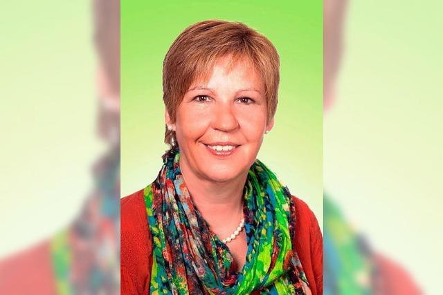 Regina Rieger (Müllheim -Britzingen)