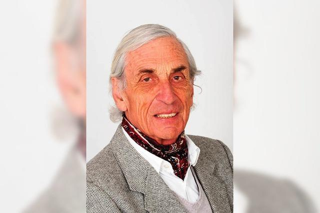 Dieter Mellert (Löffingen-Göschweiler)