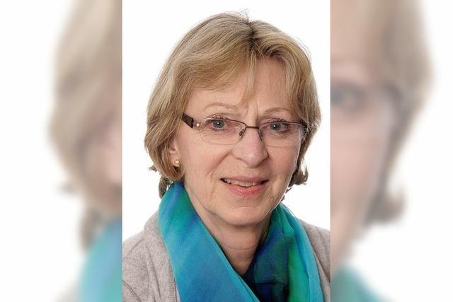 Dorothea Diringer (Badenweiler)