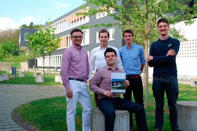 Lörracher DHBW-Studenten in New York