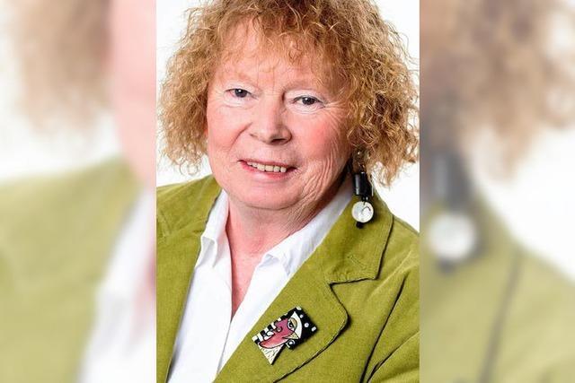 Margot Queitsch (Freiburg)