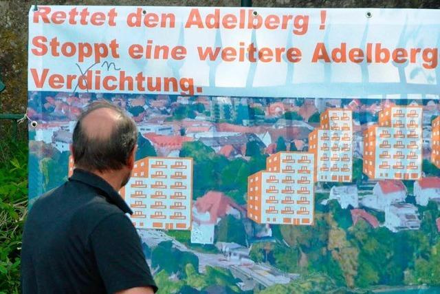IG Adelberg gegen weitere Verdichtung