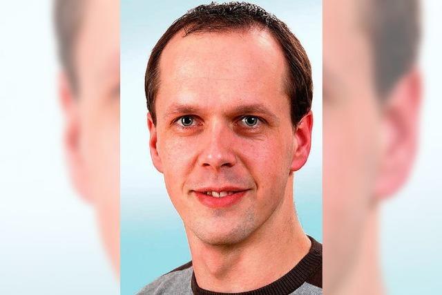Michael Stiefvater (Ehrenkirchen)