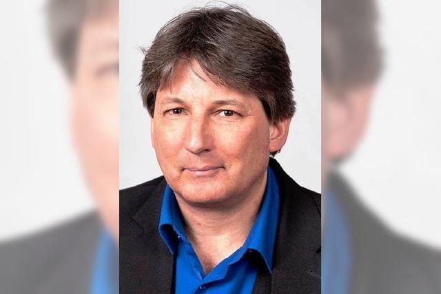 Bernd Veeser (Freiburg)