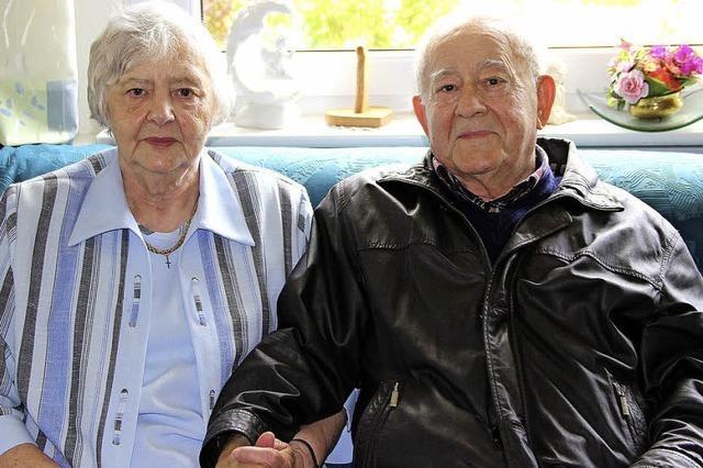 Vor 60 Jahren läuteten die Hochzeitsglocken