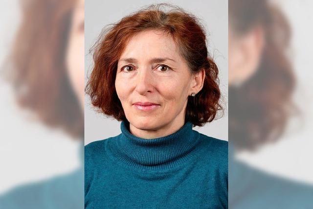 Christa Gronbach (Freiburg)