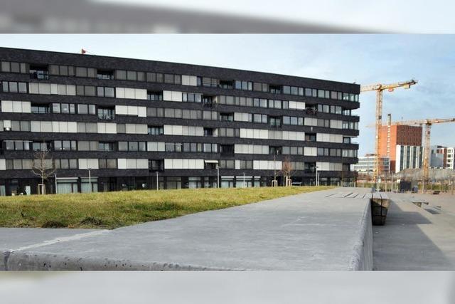 Basel erwartet Bevölkerungswachstum
