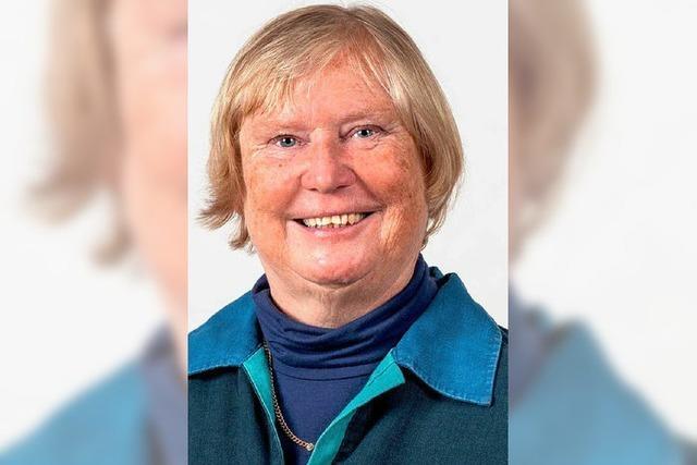 Monika Friedemann (Freiburg)