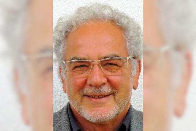 Dieter Dr. Müller (Weil am Rhein)