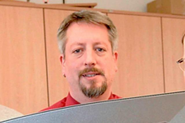 Tilman Petters neuer Baubürgermeister von Lahr