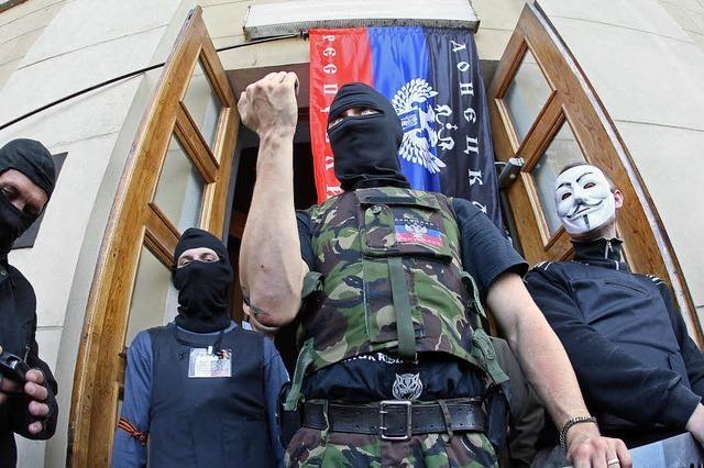 Sorge um OSZE-Beobachter wächst