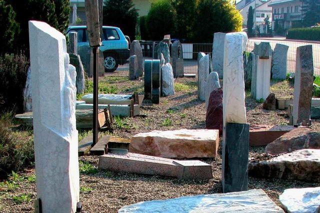 Wer verhindert Grabsteine aus Kinderarbeit?