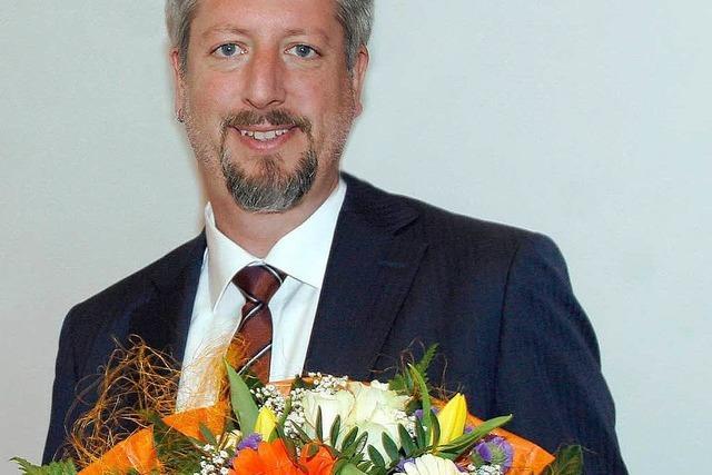 Tilmann Petters wird neuer Lahrer Baubürgermeister