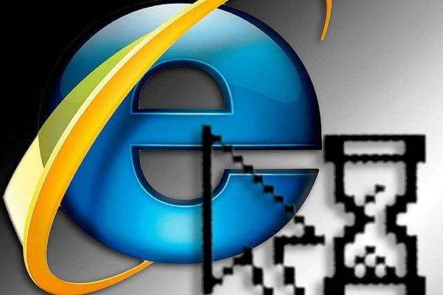 Experten: Internet Explorer vorerst nicht mehr benutzen