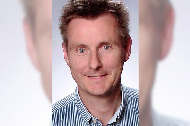 Gerd Rademacher (Staufe)