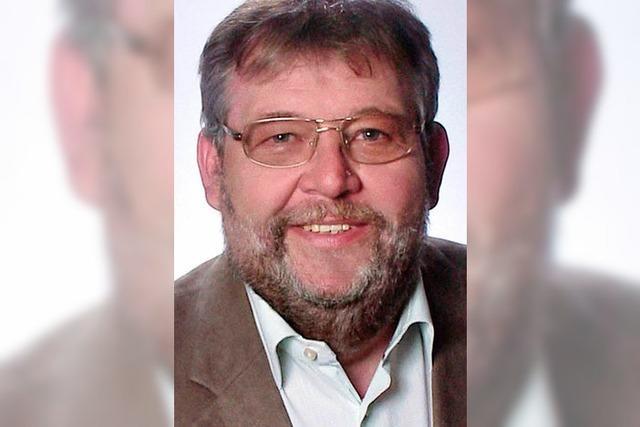 Gerhard Pilz (Staufen)