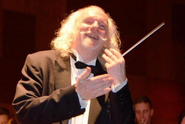 Dirigent Sade bleibt bei der Stadtmusik Waldkirch