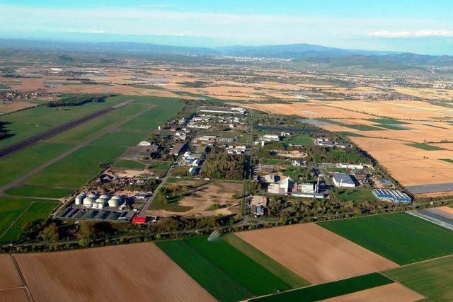 Kaum Platz mehr: Gewerbepark Breisgau stößt an Grenzen