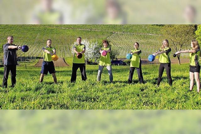 Kettleball-Training kommt nach Badenweiler / DLG-Auszeichnungen für Metzgerei Dosenbach