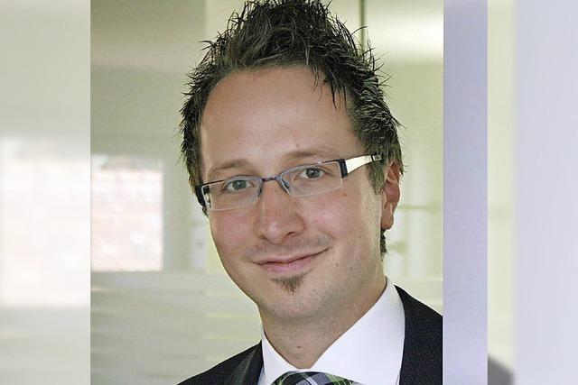 Steffen Nerz ist neuer Chef im AOK-Center