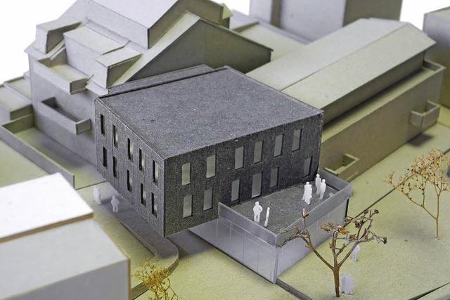 Ein neues Gebäude für weitreichende Pläne