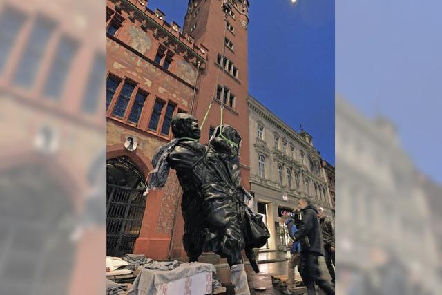 500 Jahre Rathaus - Jubiläum des roten Wahrzeichens