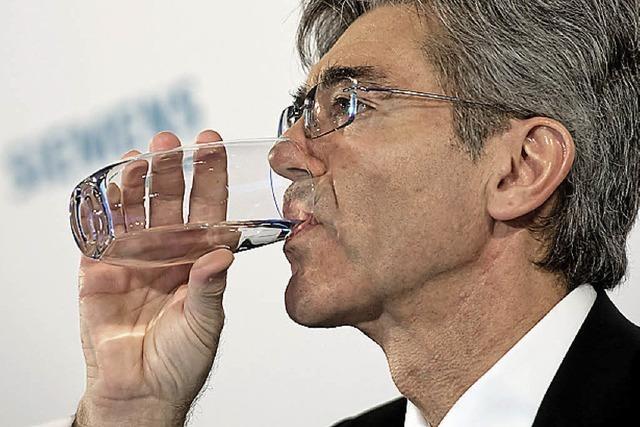 Siemens legt Angebot vor