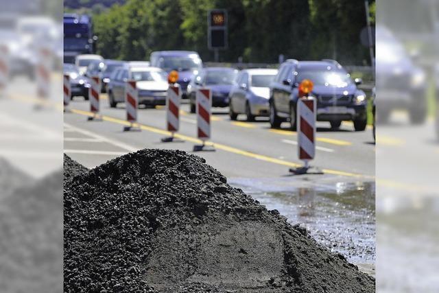 Grüne halten dem Bund Blockade vor