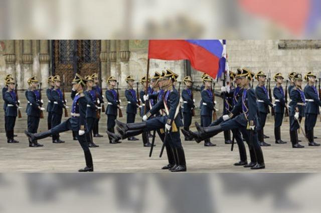 Putin und das dritte Imperium