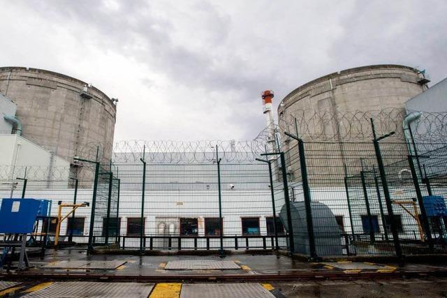 Atomaufsicht: AKW Fessenheim bleibt am Netz