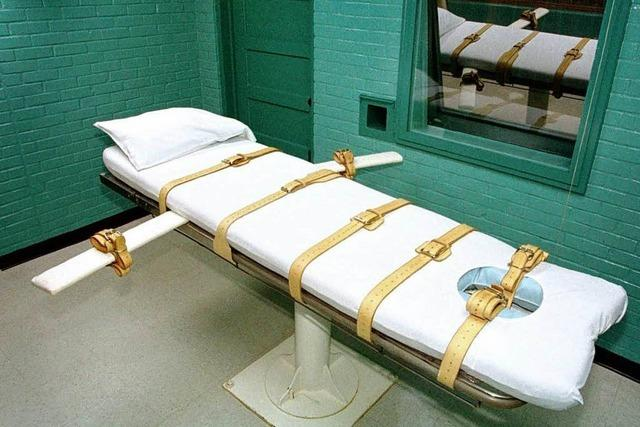 Hinrichtung geht schief – Mörder stirbt an Herzinfarkt