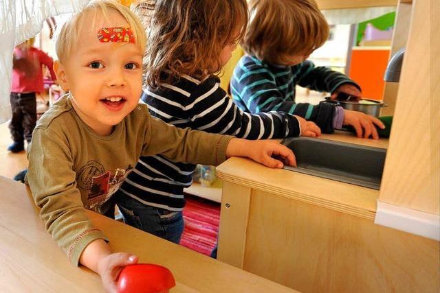 Per Mausklick zum Kita-Platz – Online-Vormerksystem soll Eltern und Kitas entlasten