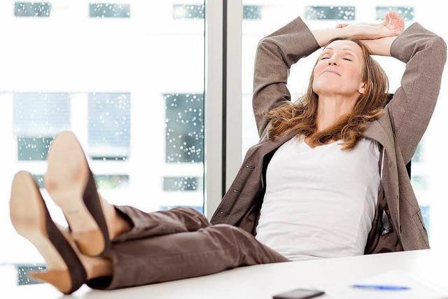 Kleine Auszeiten sind gut für Körper und Geist