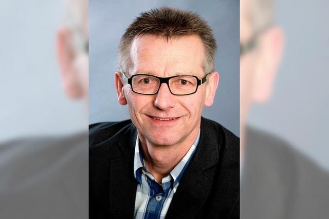 Martin Sänger (Neuenburg am Rhein)