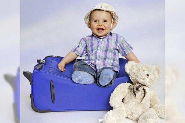 Zum ersten Mal mit Kindern in den Urlaub - eine Checkliste