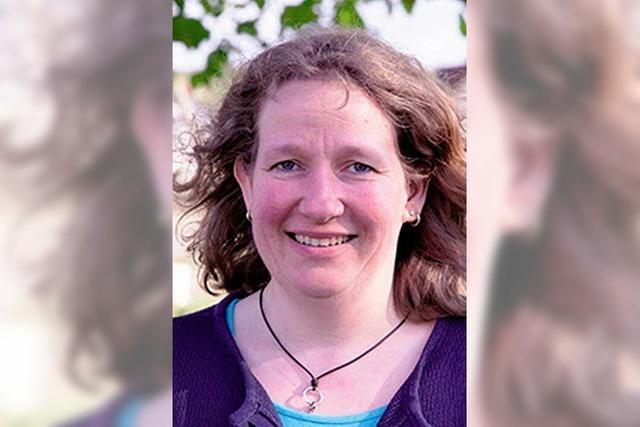 Annette Üblacker (Pfaffenweiler)