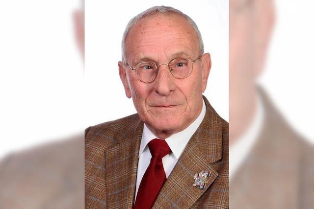 Werner Gehrke (Waldkirch)