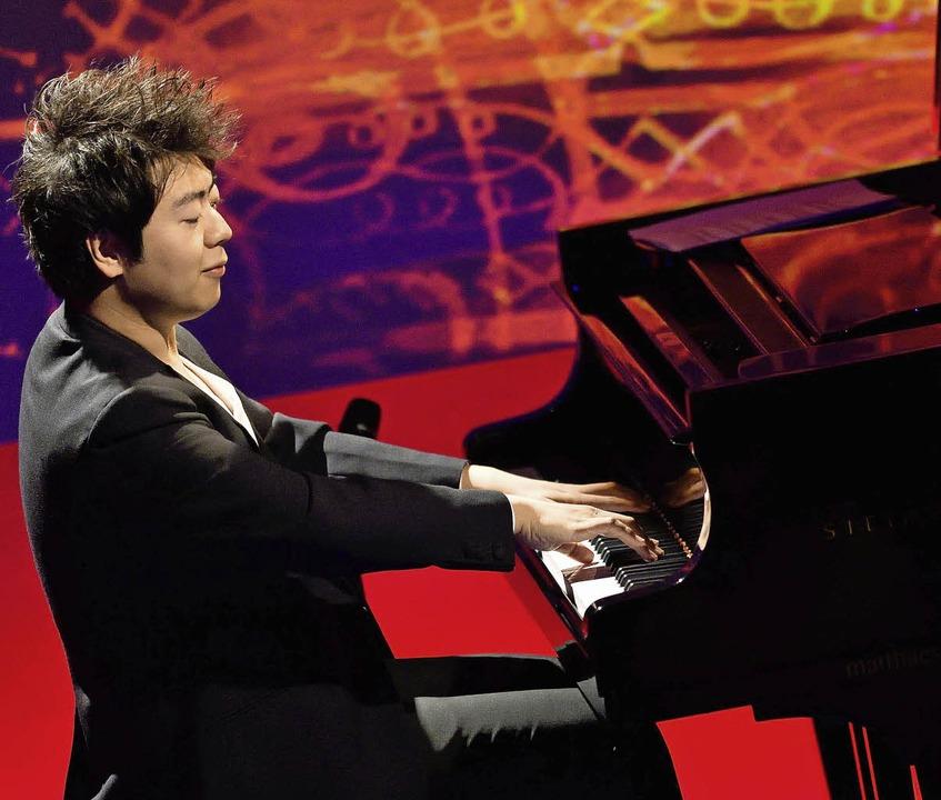 Der Pianist Lang Lang   | Foto: dpa