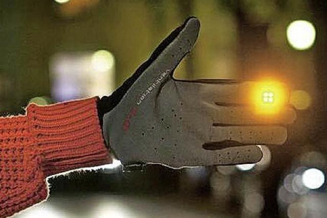 Zeig ihm den Blinkerfinger!