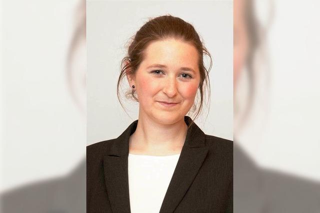 Carolin Tomasek-Schaller (Malsburg-Marzell)