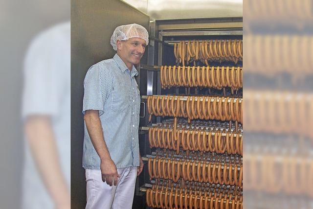 Metzgerei Linder verlegt Produktion vom Glottertal nach Denzlingen