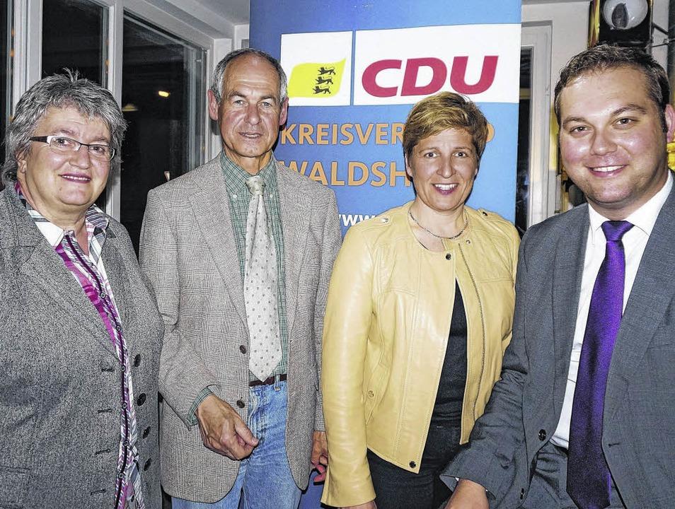 Verkehrskonferenz des CDU Kreisverband...svorsitzender Felix Schreiner (MdL).    | Foto: freudig