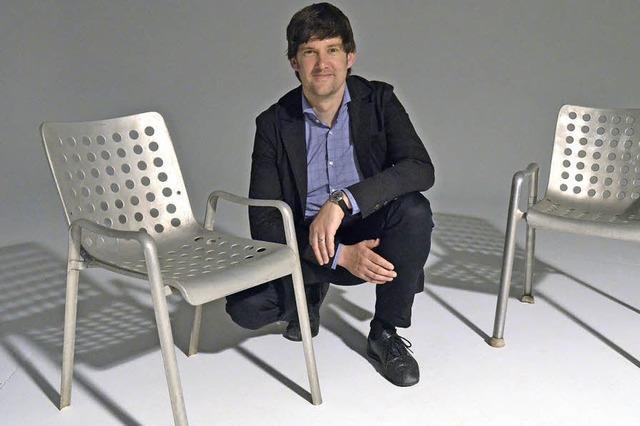 Der Stuhl, der schon in den Kindertagen in jedem Garten stand